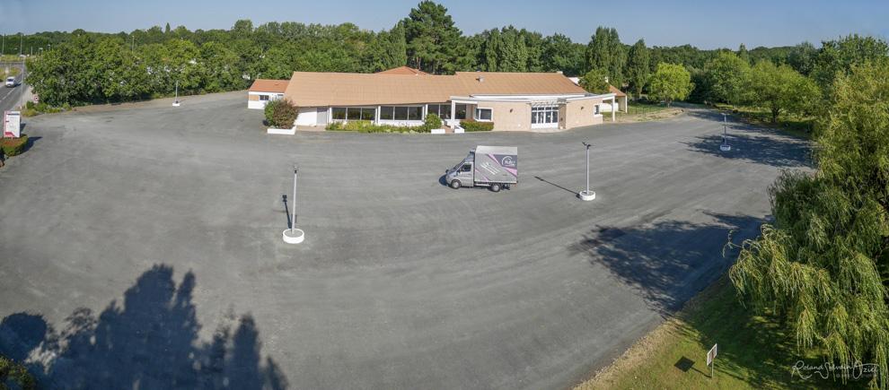Location de salle en Vendée avec parking de
